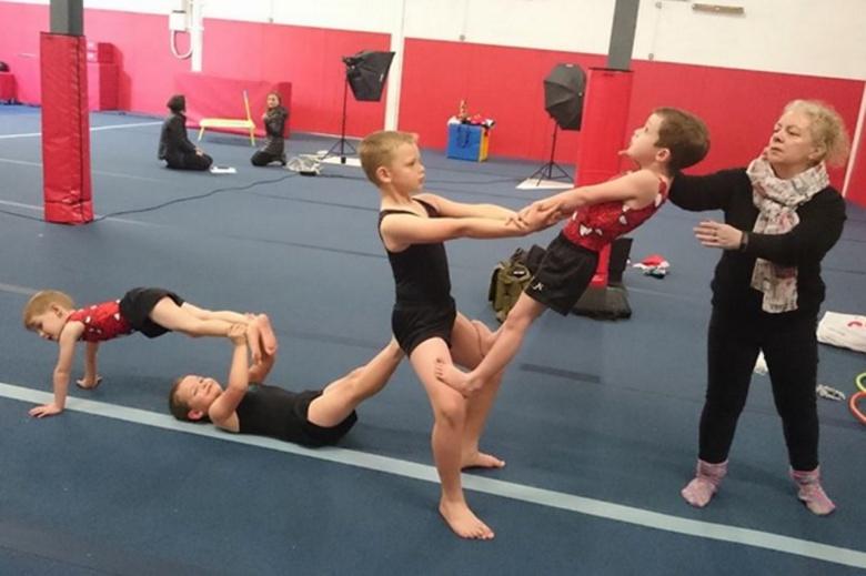 BwD Acrobatic gymnastics